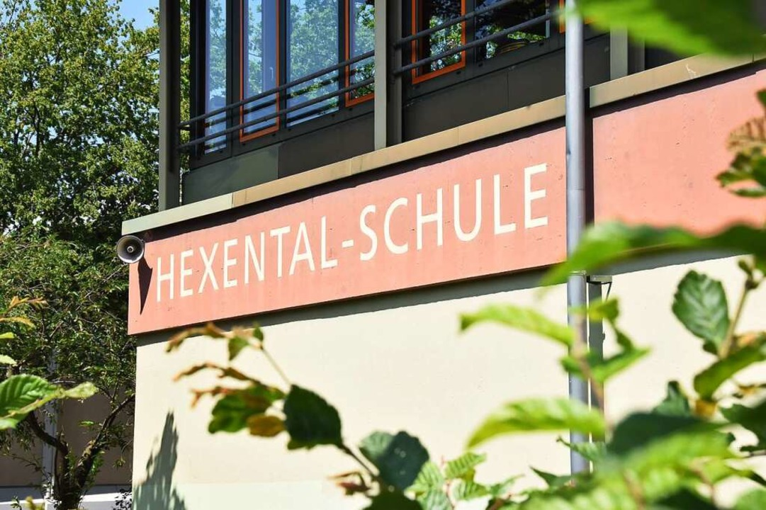 Die Hexentalschule in Merzhausen    Foto: Sophia Hesser