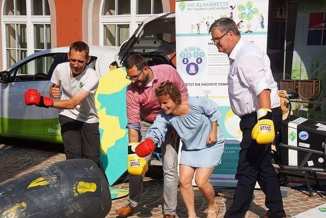 Ein Kenzinger tourt für den Klimaschutz mit dem Lastenrad quer durch Deutschland