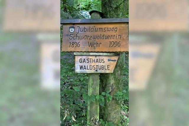 Schwarzwaldverein kann 125. Geburtstag feiern