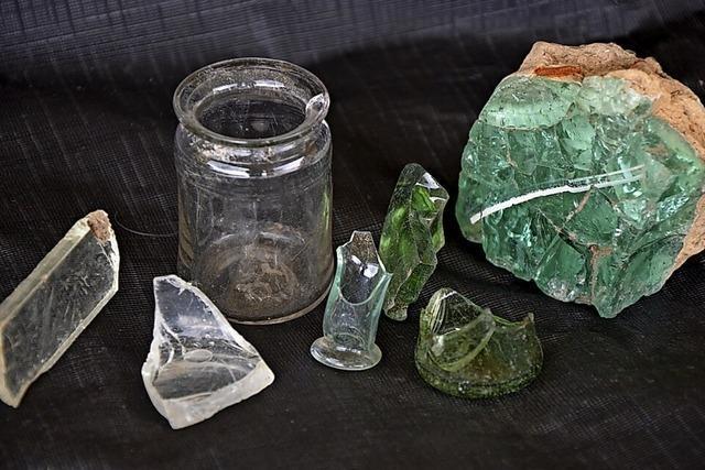 Geschichtszeugen aus Glas
