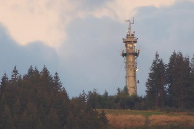Funkturm 150 Meter neben dem Hochfirstturm? Lenzkirch sagt Nein