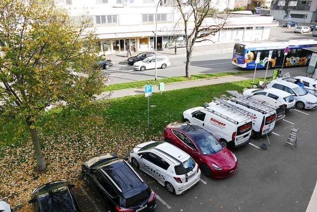 Lörracher Gemeinderat einigt sich nicht beim Parken
