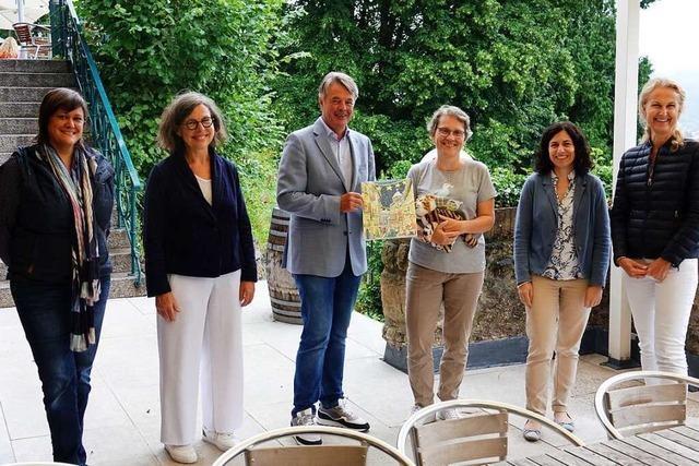 16.000 Euro für Kindereinrichtungen in Freiburg und Region