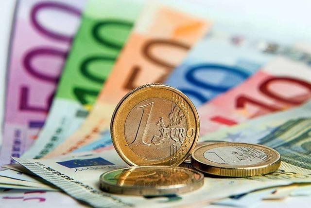 Teningen erwartet 2021 Mehreinnahmen von 2,5 Millionen Euro