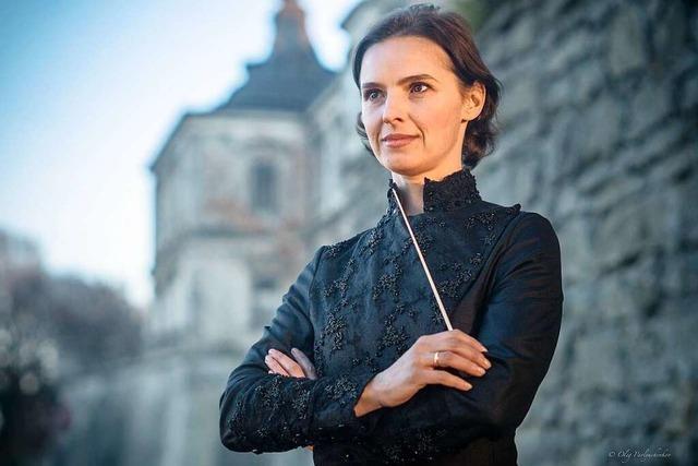 Die erste Frau am Pult der Bayreuther Festspiele