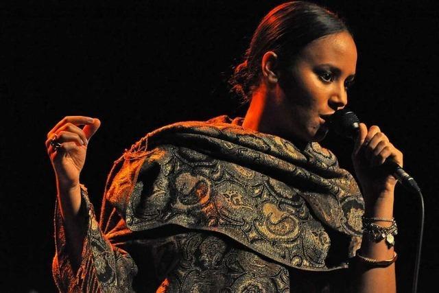 Mayra Andrade brachte tropische Ausgelassenheit nach Lörrach