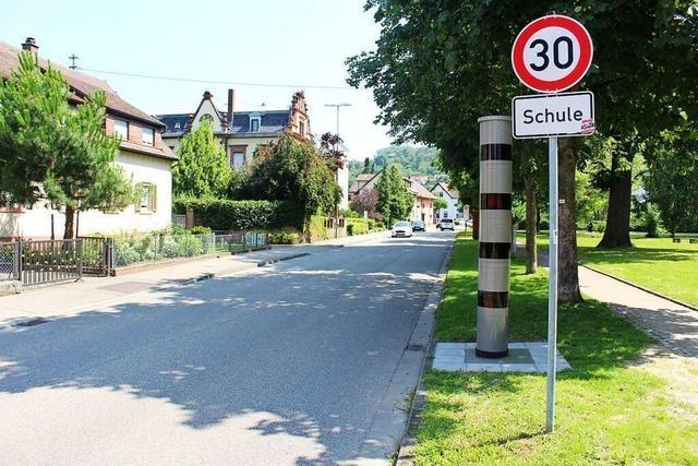 In Herbolzheim und Rheinhausen wurden zwei neue Blitzer installiert