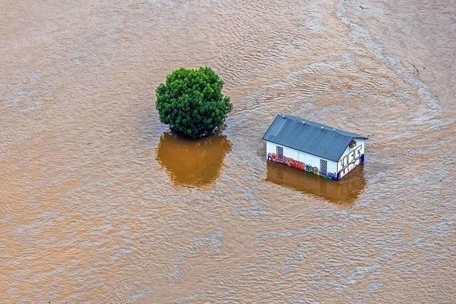 Schweizer Klimaforscher über die Flutkatastrophe:
