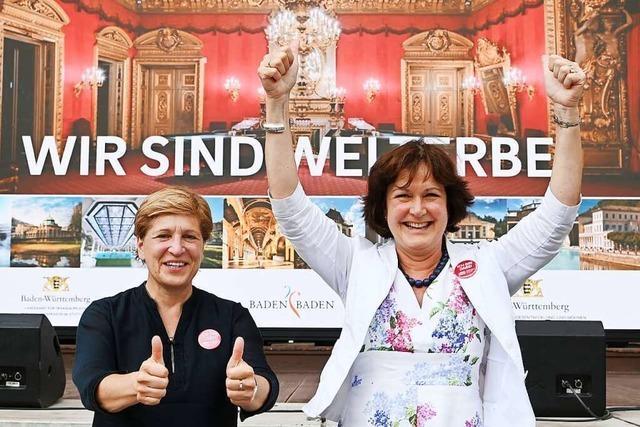 Kurstadt Baden-Baden in Unesco-Welterbeliste aufgenommen