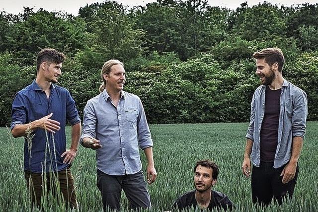 Raphael Feist kommt mit seiner Band Amanda und der Wolff in den Stiftsschaffneikeller