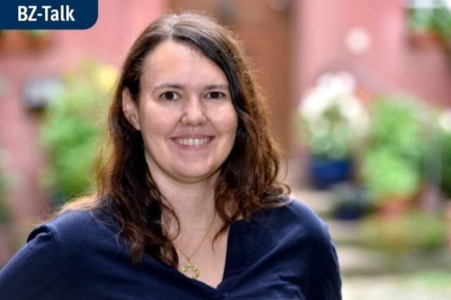 Neue Münsterbaumeisterin erzählt, was sie an der Gotik fasziniert