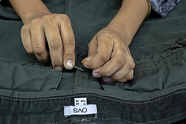 Sorge um Lage in Textilfabriken in Bangladesch