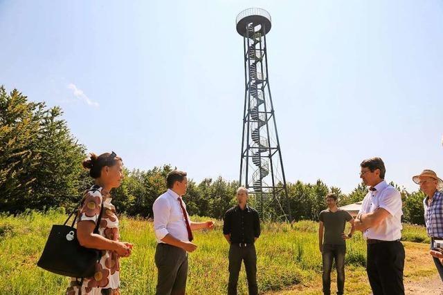 SPD-Politiker besuchen die Ettenheimer Bürgerenergiegenossenschaft