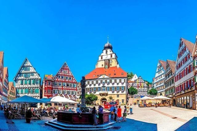 Glockenspielerstadt Herrenberg