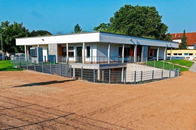 Nach dreijähriger Bauzeit: Einzug in neuen Endinger Kindergarten