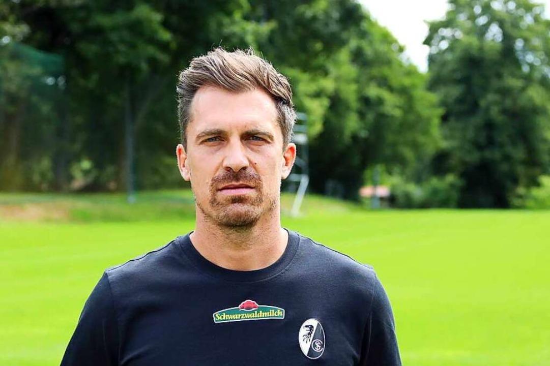 """""""Wir sehen die dritte Liga nicht...#8220;, sagt SC-II-Coach Thomas Stamm.    Foto: Hahne /Eibner-Pressefoto via www.imago-images.de"""