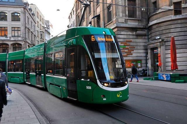 Wie eine Verlängerung der Tram 6 nach Lörrach aussehen könnte
