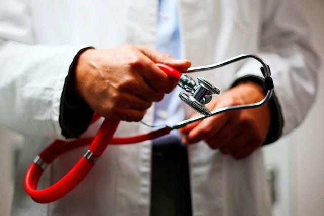 In Baden-Württemberg sind schon jetzt 675 Hausarztstellen unbesetzt