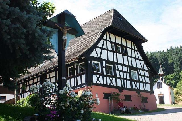 Waldbrunnerhof in Wildtal zeugt vom Hofleben im 16. Jahrhundert