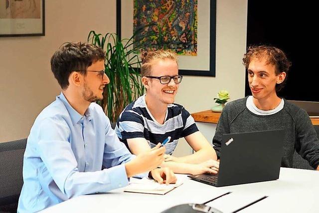 Drei junge Kuhbacher gewinnen Start-up-Preis
