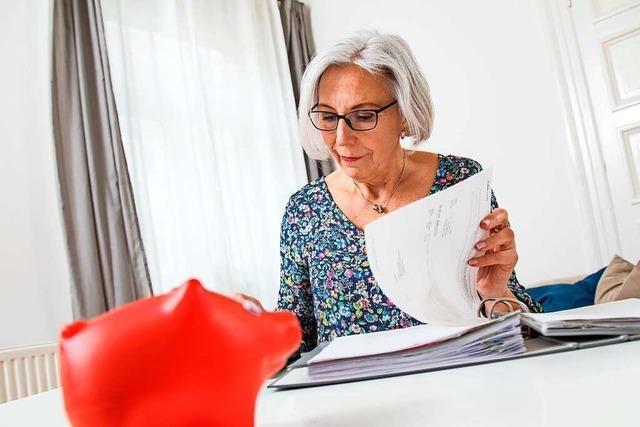 Immer mehr Rentner in Deutschland werden steuerpflichtig