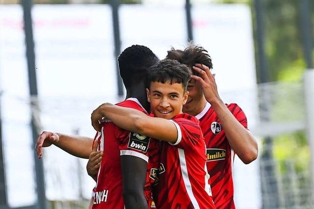 SC Freiburg II empfängt den SV Wehen/Wiesbaden zum Auftakt im Dreisamstadion