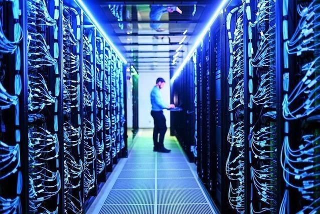 Superrechner ist so schnell wie 150 000 Laptops