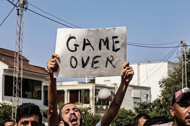 In Tunesien ringen Säkularisten und Islamisten um die Macht