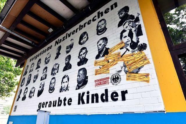 Noch immer finden die einst geraubten Kinder aus der NS-Zeit keine Anerkennung