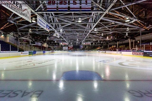 Freiburger Gemeinderat drängt auf Perspektive beim Eisstadion