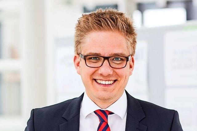 Kai-Achim Klare kandidiert erneut als Bürgermeister von Rust