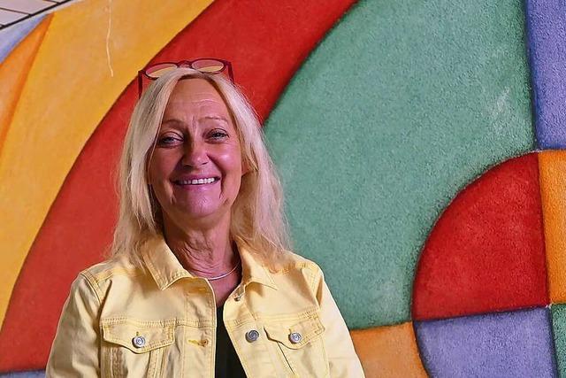 Rektorin Ursula Ganzke sagt