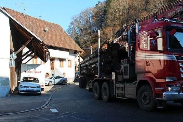 Regierungspräsidium lehnt Tempo 30 für Langenau und Enkenstein ab