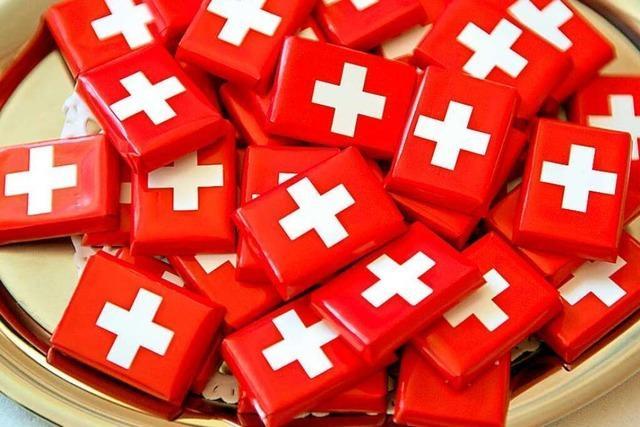 In der Schweiz gehören die Millionäre zum Alltag