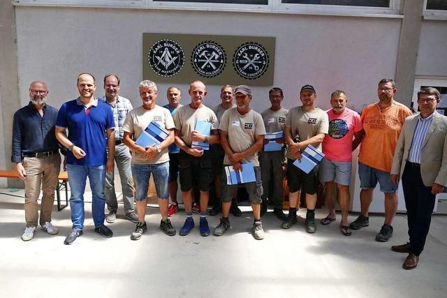 Betonwerk in Waldkirch wird um Holzelementwerk ergänzt