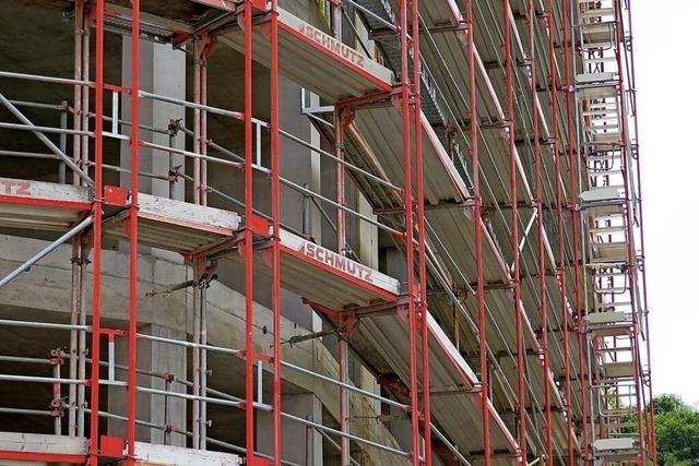 95 von 100 Gebäuden sanierungsbedürftig