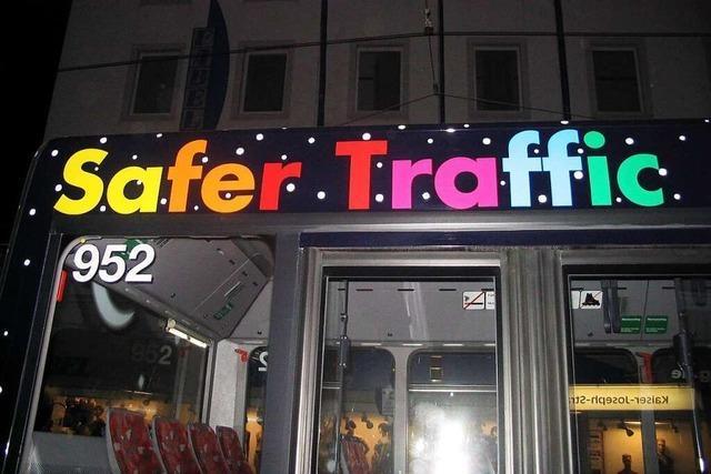 Der Nachtverkehr in den Wochenendnächten startet wieder