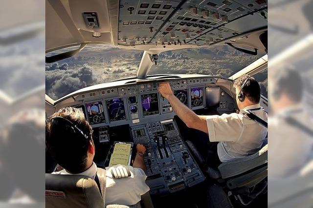 Im Cockpit droht die Einsamkeit