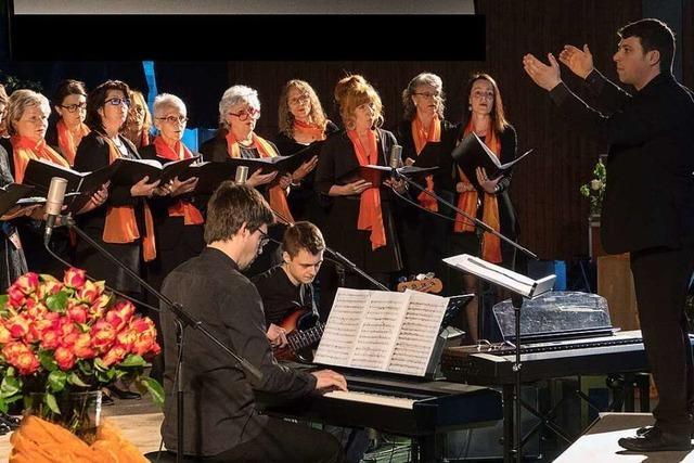 Die Hochdorfer Sängerinnen und Sänger bleiben ihrem Verein treu