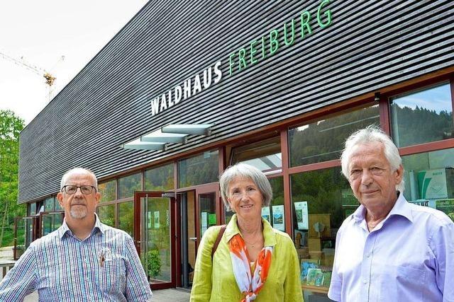 Förderverein will Freiburgs Waldhaus unterstützen und bekannter machen