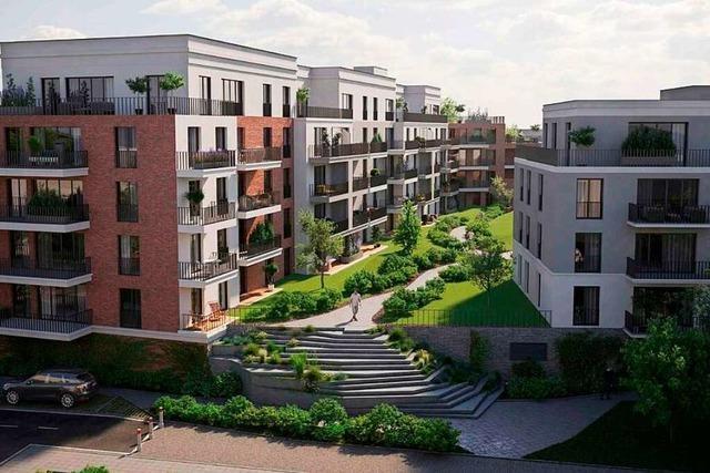 Es gibt noch offene Fragen zum Wohnbauprojekt Alte Weberei in Fahrnau
