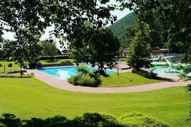 Sportbad in Badenweiler öffnet 2022 für Testbetrieb
