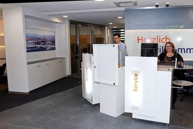 Raiffeisenbank Wyhl vermeldet Wachstum