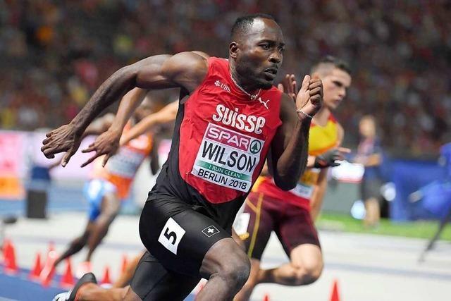 Olympia-Aus für Basler Sprinter Wilson nach positivem Dopingtest