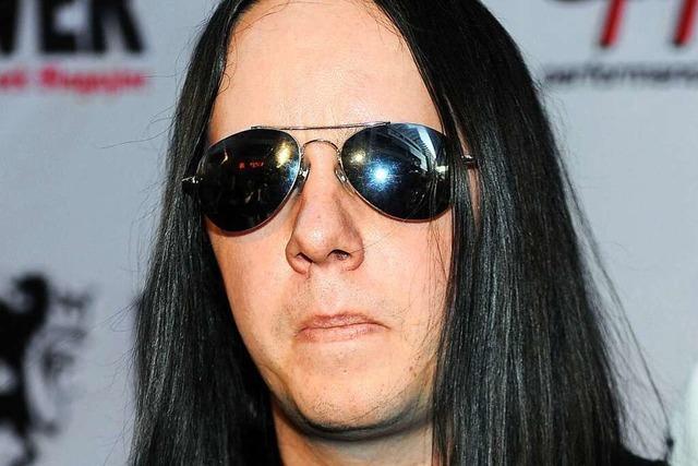 Slipknot-Schlagzeuger Joey Jordison gestorben