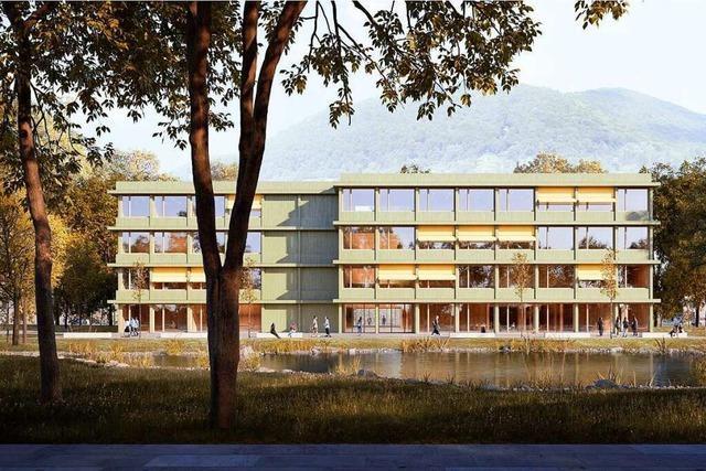 Pädagogische Hochschule Freiburg plant Neubau für 23 Millionen Euro