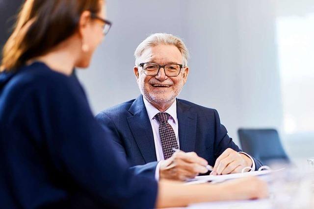 Firmengründer Roland Melzer feiert seinen 70. Geburtstag