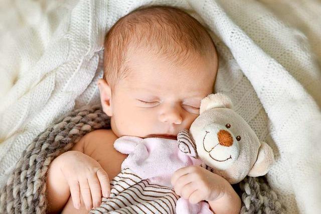 Wovon träumen Babys?