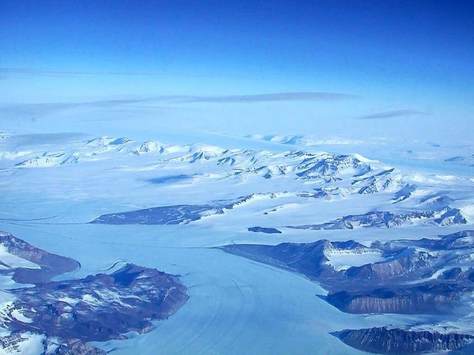 Die Antarktis    Foto: Robert Bauer