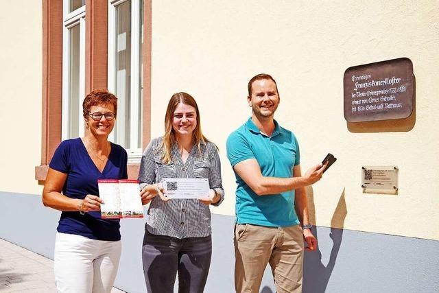 In Seelbach ist jetzt ein digitaler Ortsrundgang möglich